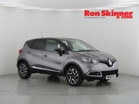 USED 2016 16 RENAULT CAPTUR 0.9 DYNAMIQUE S NAV TCE 5d 90 BHP with Black Roof