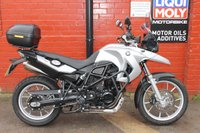 USED 2010 10 BMW F650 GS (800CC)  A stunning Fully loaded ADV Machine. Finance Available.