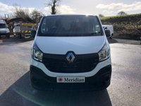 USED 2015 15 RENAULT TRAFIC 1.6DCI LL29 BUSINESS 115 BHP L2H1 *NO VAT* *NEW MOT*
