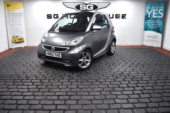2012 SMART FORTWO 1.0 MHD Pulse Softouch 2dr £4365.00