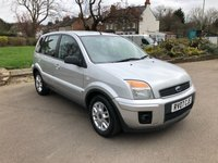 USED 2007 07 FORD FUSION 1.4 TDCi Zetec Climate Hatchback 5dr Diesel Manual (122 g/km, 67 bhp) 60 MPG & £66 ROAD TAX