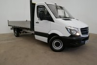 2014 MERCEDES-BENZ SPRINTER 2.1 313 CDI 2dr 129 BHP DROPSIDE (ONE OWNER READY TO GO) £11490.00