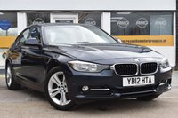2012 BMW 3 SERIES 2.0 320D SPORT 4d 184 BHP £8999.00