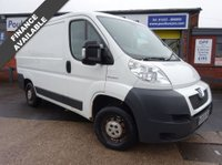 USED 2009 59 PEUGEOT BOXER 2.2 PROFESSIONAL SWB 1d 100 BHP
