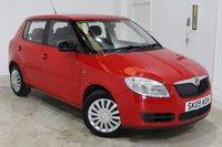 2009 SKODA FABIA 1.2 LEVEL 1 HTP 5d 59 BHP £2995.00