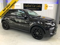USED 2016 65 LAND ROVER RANGE ROVER EVOQUE 2.0 TD4 HSE DYNAMIC LUX 5d AUTO 177 BHP