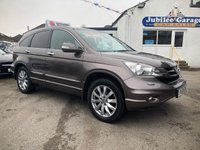 USED 2012 61 HONDA CR-V 2.2 I-DTEC EX 5d AUTO 148 BHP Low Miles, Heated Leather, Panoramic Roof, Great Spec!