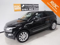 USED 2014 64 LAND ROVER RANGE ROVER EVOQUE 2.2 SD4 PURE 5d 190 BHP