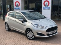 USED 2016 66 FORD FIESTA 1.5 STYLE TDCI 5d 74 BHP 1 Owner/Bluetooth/Air Con