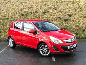 2011 VAUXHALL CORSA 1.4 SE 5d 98 BHP £4290.00