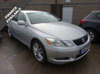 USED 2007 LEXUS GS 3.5 450H SE 4d AUTO 292 BHP