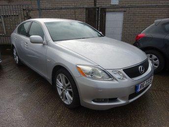 2007 LEXUS GS 3.5 450H SE 4d AUTO 292 BHP £5480.00
