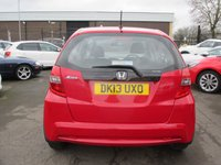 USED 2013 13 HONDA JAZZ 1.3 I-VTEC ES-T 5d AUTO 98 BHP FULL SERVICE HISTORY SEE IMAGES - AUTO GEARBOX