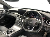 USED 2017 17 MERCEDES-BENZ C CLASS 2.1 C 250 D 4MATIC AMG LINE PREMIUM PLUS 4d AUTO 204 BHP