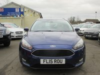 USED 2015 15 FORD FOCUS 1.6 ZETEC TDCI 5d 114 BHP ELECTRIC & HEATED DOOR MIRRORS