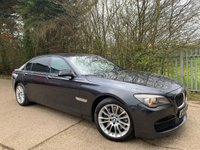 2011 BMW 7 SERIES 4.4 750LI M SPORT 4d AUTO 403 BHP - Executive Plus Pack / Rear Seat Entertainment £22995.00