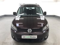 USED 2015 64 VOLKSWAGEN CADDY MAXI 1.6 C20 LIFE TDI BLUEMOTION TECHNOLOGY 5d AUTO 101 BHP
