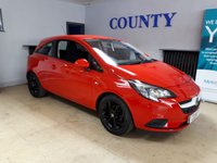 USED 2015 65 VAUXHALL CORSA 1.2 STING 3d 69 BHP * SXI SPEC *  * TWO OWNERS * SXI SPEC *