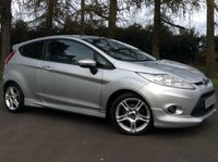 USED 2009 09 FORD FIESTA 1.6 ZETEC S 3d 118 BHP A rare low mileage Zetec S is stunning condition with full Service History. Will come with 3 months warranty full Service and 12 months MOT