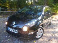 USED 2012 62 RENAULT TWINGO 1.1 3dr