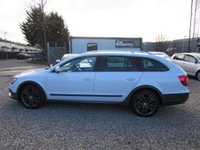 USED 2014 64 SKODA SUPERB 2.0 TOUR DE FRANCE TDI CR 5d 140  BHP 4x4 SCARCE 4X4 LTD EDITION
