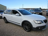 2014 SKODA SUPERB 2.0 TOUR DE FRANCE TDI CR 5d 140  BHP 4x4 £SOLD