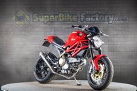 USED 2009 09 DUCATI MONSTER M1100  GOOD & BAD CREDIT ACCEPTED, OVER 600+ BIKES IN STOCK