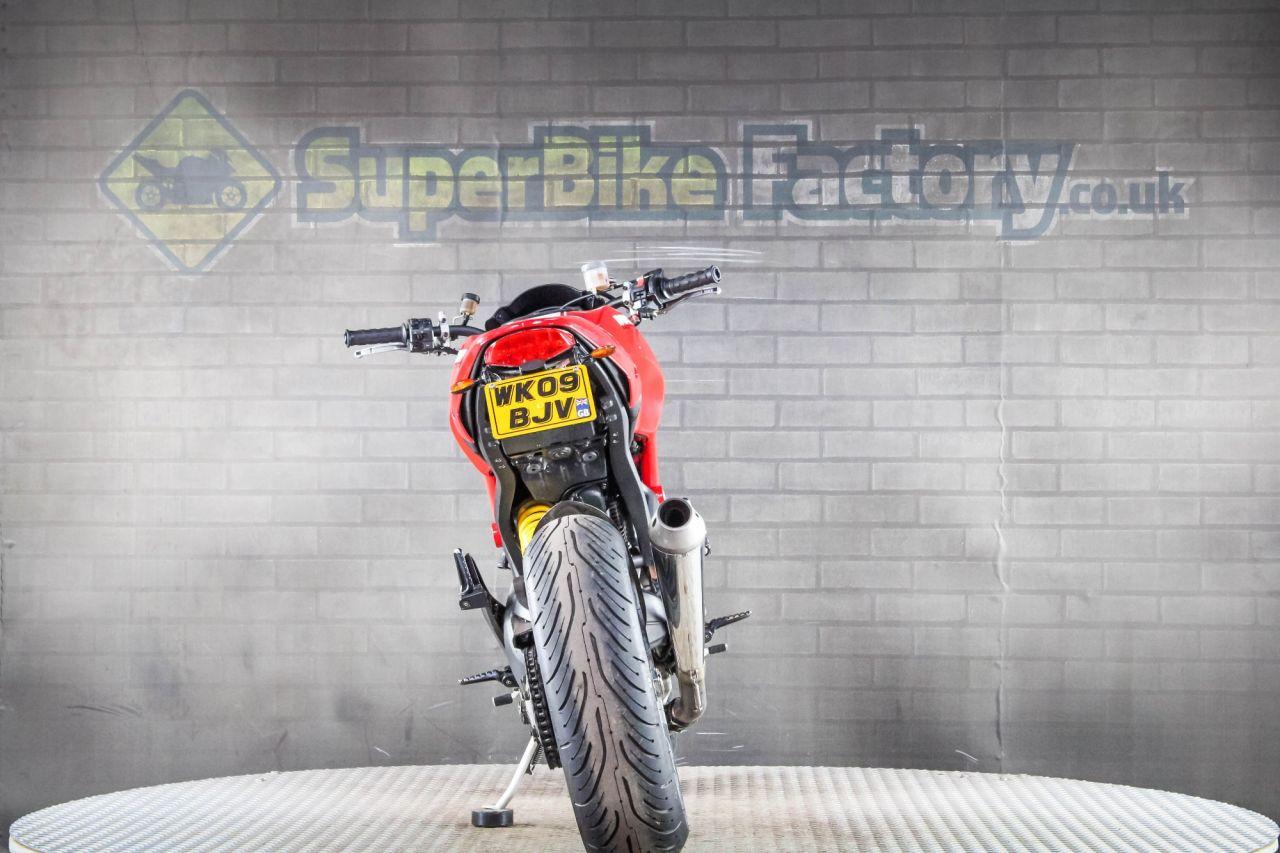 2009 Ducati Monster M1100 4491