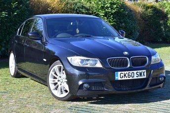 2010 BMW 3 SERIES 2.0 320D M SPORT BUSINESS EDITION 4d 181 BHP £8000.00