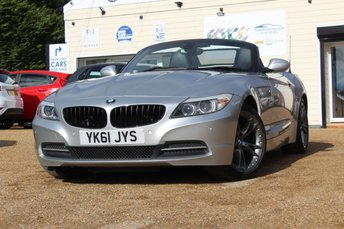 2011 BMW Z4 3.0 Z4 SDRIVE30I ROADSTER 2d AUTO 254 BHP £11950.00