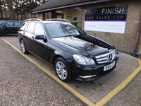 2014 MERCEDES-BENZ C CLASS 2.1 C220 CDI EXECUTIVE SE PREMIUM 5d 168 BHP £8495.00