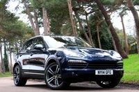 2014 PORSCHE CAYENNE 3.0 D V6 TIPTRONIC 5d AUTO 245 BHP £28950.00