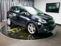 USED 2015 15 VAUXHALL MOKKA 1.7 TECH LINE CDTI S/S 5d 128 BHP £0 DEPOSIT FINANCE AVAILABLE, AIR CONDITIONING, AUX INPUT, BLUETOOTH CONNECTIVITY, CLIMATE CONTROL, CRUISE CONTROL, DAB RADIO, FRONT AND REAR PARKING SENSORS, SATELLITE NAVIGATION, START/STOP SYSTEM, STEERING WHEEL CONTROLS, TRIP COMPUTER