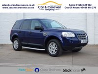 USED 2009 59 LAND ROVER FREELANDER 2.2 TD4 E XS 5d 159 BHP Full Service History SAT-NAV Buy Now, Pay Later Finance!