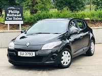 USED 2009 RENAULT MEGANE 1.5 EXPRESSION DCI 5d 85 BHP Full M.O.T, Fully serviced & T.Belt changed, £30 Tax