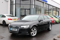 USED 2016 16 AUDI A4 1.4 TFSI Sport (s/s) 4dr