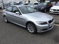 USED 2010 10 BMW 3 SERIES 2.0 320D SE 4d AUTO 181 BHP OUR  PRICE INCLUDES A 6 MONTH AA WARRANTY DEALER CARE EXTENDED GUARANTEE, 1 YEARS MOT AND A OIL & FILTERS SERVICE. 6 MONTHS FREE BREAKDOWN COVER. CALL US NOW FOR MORE INFORMATION OR TO BOOK A TEST DRIVE ON 01315387070 !!