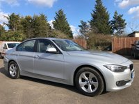 USED 2014 14 BMW 3 SERIES 2.0 320D EFFICIENTDYNAMICS 4d  ONE OWNER FROM NEW WITH BMW SERVICE HISTORY  NO DEPOSIT HP FINANCE ARRANGED, APPLY HERE NOW