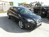 USED 2012 12 FORD FOCUS 1.0 SCTi 125ps EcoBoost Titanium Petrol Turbo 5 door Driver Assistance, City and Appearance Packs