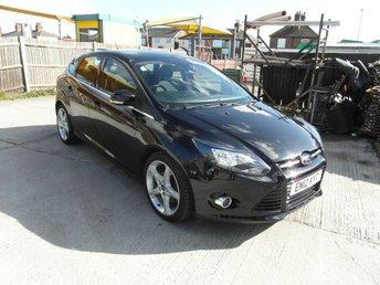 2012 FORD FOCUS 1.0 SCTi 125ps EcoBoost Titanium Petrol Turbo 5 door £6995.00