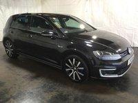 2015 VOLKSWAGEN GOLF 1.4 GTE 5d AUTO 150 BHP