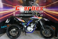 2013 YAMAHA WR 124cc WR 125 X  SUPERMOTO arrow system Finance available £2995.00