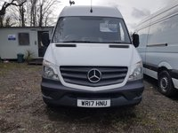 2017 MERCEDES-BENZ SPRINTER 2.1 314CDI 1d 140 BHP £SOLD