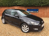 2019 VOLKSWAGEN POLO 1.2 MATCH 5 DOOR £5995.00
