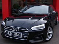 USED 2016 66 AUDI A5 2.0 TDI ULTRA SPORT 2d AUTO 190 S/S NEW SHAPE, UPGRADE TECHNOLOGY PACK INCLUDING MMI NAVIGATION PLUS AUDI CONNECT & AUDI PHONE BOX, UPGRADE 18 INCH STAR DESIGN ALLOYS, UPGRADE ALCANTARA LEATHER INTERIOR, UPGRADE 3 SPOKE TIPTRONIC FLAT BOTTOM MULTIFUNCTION STEERING WHEEL, UPGRADE REAR VIEW CAMERA, UPGRADE STORAGE PACK, FRONT & REAR PARKING SENSORS, LED DAYTIME RUNNING LIGHTS, LIGHT & RAIN SENSORS, CRUISE CONTROL WITH SPEED LIMITER, HEATED SEATS, AUX & 2X USB, BLUETOOTH, DAB, FULL AUDI HISTORY, BALANCE OF AUDI WARRANTY, £30 ROAD TAX