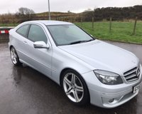 USED 2010 60 MERCEDES-BENZ CLC CLASS 2.1 CLC220 CDI SPORT 3d 150 BHP 6 MONTHS PARTS+ LABOUR WARRANTY+AA COVER