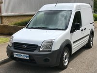 2013 FORD TRANSIT CONNECT 1.8 TDCI T230 LWB HIGH ROOF 90 BHP £4995.00