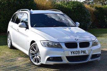 2009 BMW 3 SERIES 2.0 318I M SPORT TOURING 5d 141 BHP £6000.00