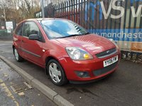 2006 FORD FIESTA 1.4 ZETEC CLIMATE TDCI 3d 68 BHP TRADE SALE AIR CON £950.00