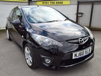 USED 2010 60 MAZDA 2 1.5 SPORT 3d 102 BHP * LOW TAX - LOW INSURANCE *